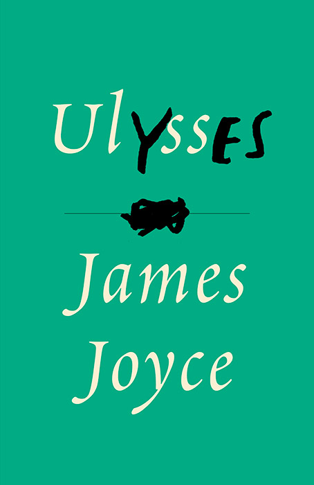 Ulysses (book cover)
