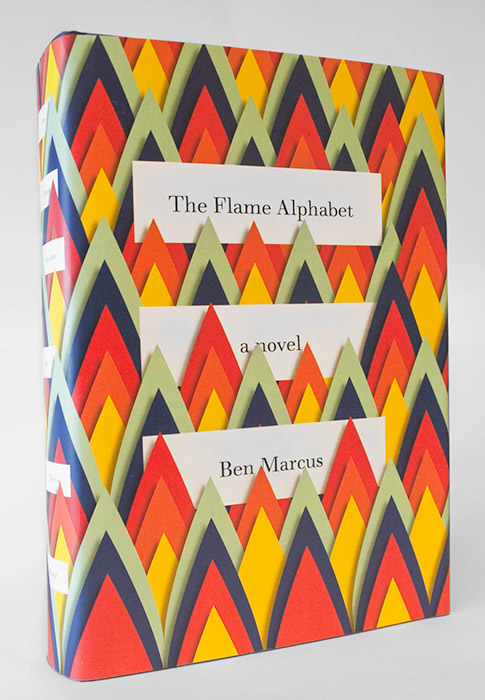 The Flame Alphabet (book cover, 2012)