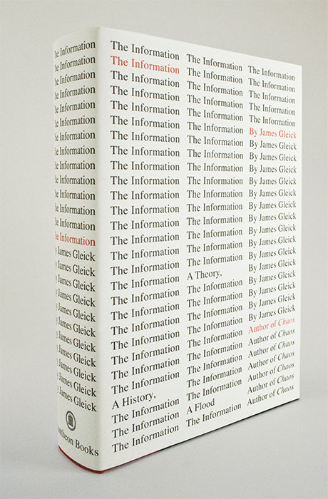 The Information (book cover, 2010)