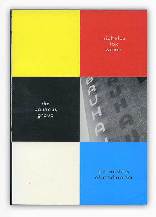 The Bauhaus Group (book cover)
