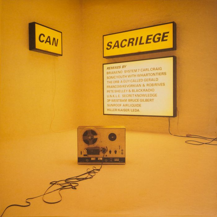Can – Sacrilege (album artwork, 1997)