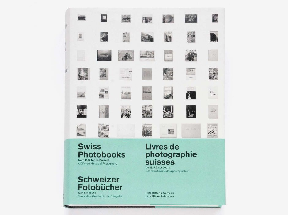 Swiss Photobooks from 1927 to the Present (book, 2011)