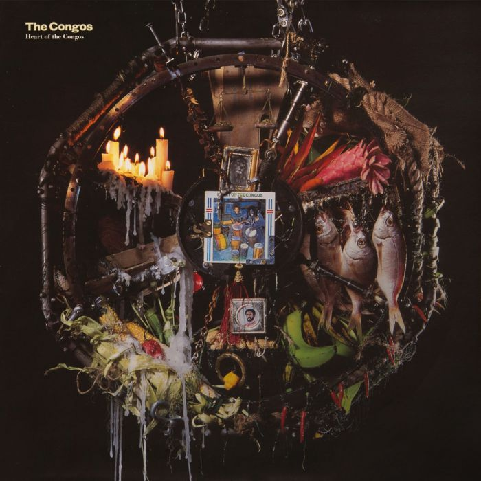 The Congos – Heart of the Congos (album artwork, 1996)